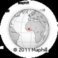 Outline Map of Finkolo
