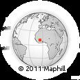 Outline Map of Lobougoula