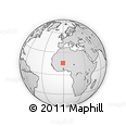 Outline Map of Gossi