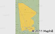 Savanna Style Map of Tombouctou