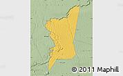 Savanna Style Map of Boumdeid