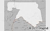 Gray 3D Map of Kankossa