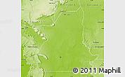 Physical Map of Kiffa
