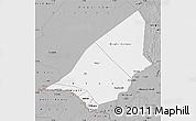 Gray Map of Brakna
