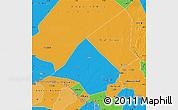 Political Map of Brakna