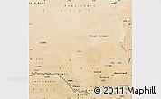 Satellite Map of Brakna