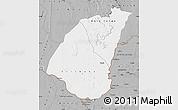 Gray Map of Guidimaka