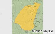 Savanna Style Map of Guidimaka