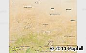 Satellite 3D Map of Hodh el Gharbi