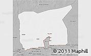 Gray 3D Map of Kobenni