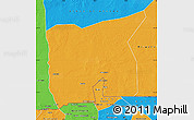 Political Map of Kobenni