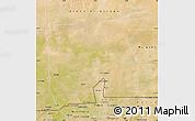 Satellite Map of Kobenni