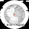 Outline Map of Kobenni