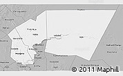 Gray 3D Map of Tagant