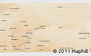 Satellite 3D Map of Tagant