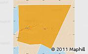 Political Map of Tichit, lighten