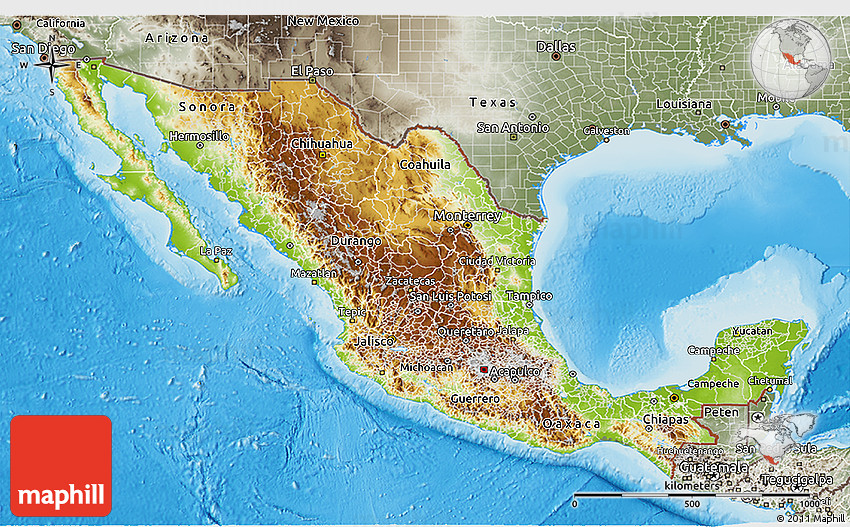 mexico land Gallery