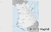 Gray 3D Map of Comondu