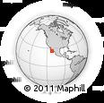 Outline Map of Comondu