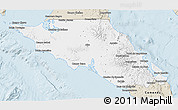 Classic Style 3D Map of Mulege