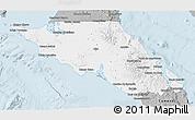 Gray 3D Map of Mulege