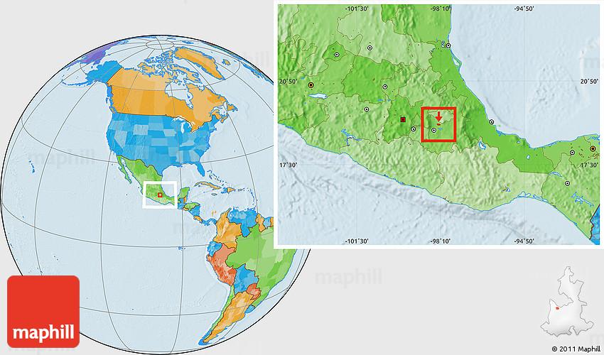 Political Location Map of San Pedro Cholula on tenochtitlan mexico map, coacalco mexico map, tenayuca mexico map, el paso texas mexico map, nuevo laredo mexico map, valley of mexico map, tuxtepec mexico map, concepcion mexico map, san luis potosi mexico map, ixtapan de la sal mexico map, leon mexico map, saltillo mexico map, bonampak mexico map, mexico pyramids map, tepeaca mexico map, izapa mexico map, puebla mexico map, cantona mexico map, jalisco mexico map, san cristobal de las casas mexico map,