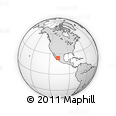 Outline Map of Elota