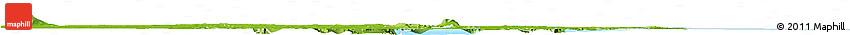 Physical Horizon Map of Altamira
