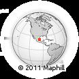 Outline Map of Altamira