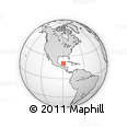 Outline Map of Akil