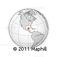 Outline Map of Cacalchen