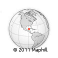 Outline Map of Calotmul
