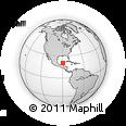 Outline Map of Dzan