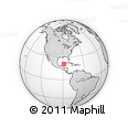 Outline Map of Dzitas