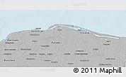 Gray 3D Map of Lago