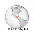 Outline Map of Mama