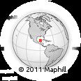 Outline Map of Mococha