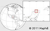 Blank Location Map of Sucila