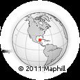 Outline Map of Sucila