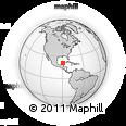 Outline Map of Suma