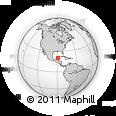 Outline Map of Tixmehuac