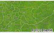 Satellite 3D Map of Valladolid
