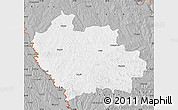 Gray Map of Balti