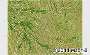 Satellite 3D Map of Chisinau