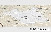 Classic Style Panoramic Map of Chisinau