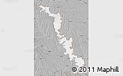 Gray Map of Dubasari