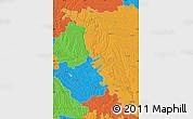 Political Map of Dubasari