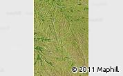 Satellite Map of Dubasari