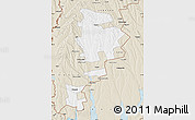Classic Style Map of Gagauzia