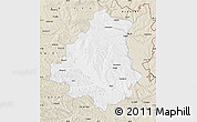 Classic Style Map of Orhei